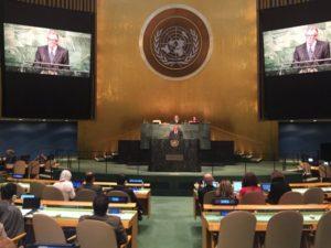 CMSI+10 - Celebración Asamblea General ONU