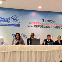 Panel Juventud #2doForoGobernanzaRD